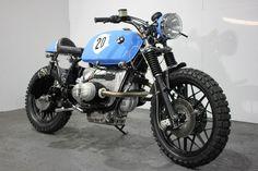 "Bmw R100 RS Street Scrambler ""Le Man!"" by Kevils Speed Shop"