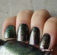 Goldshift  The Chromatic Love Collection Nail Polish  by BaronessX, $4.00