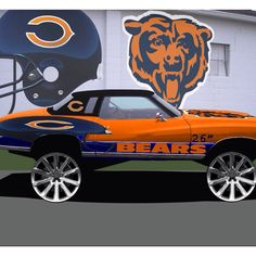 This photo was uploaded by Chicago Bears Shoes, Chicago Bears Man Cave, Chicago Bears Pictures, Chicago Bears T Shirts, Nfl Chicago Bears, Bears Football, Football Stuff, Chicago Wallpaper, Cubs Team