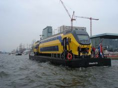 'Railklipper', Sail 2005