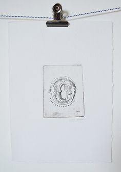 ô, gravure à l'eau-forte engraving