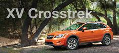 Subaru XV Crosstrek - the most fuel efficient AWD Car Wrx, Impreza, Crossover Suv, Subaru Cars, Subaru Outback, Japanese Cars, Amazing Cars, Awesome, Dream Cars