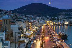Biraz Sakin, Biraz Çılgın Samos.. - Yorgo der ki ...