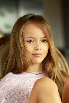 Kristina Pimenova - If Blair had a daughter...