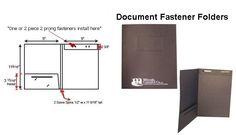 Custom Folders, Presentation Folders, Pocket Folders
