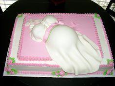 belly cake idea...