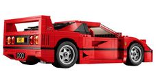 """LEGO su Twitter: """"Get up close to one of the world's greatest supercars... Build your very own @Ferrari F40! Available starting August. http://t.co/tSDrMjGvRb"""""""