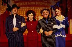 """Guys and Dolls - The only show I've been able to see actually on Broadway.  Jamie Farr (""""Klinger"""" on """"M*A*S*H"""") was starring in it at the time.  :-)"""
