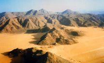 Tibesti Mountains- Chad, Libya