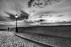 End of a day by Rui Palha