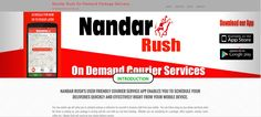 Nandar Group Releases New ON DEMAND COURIER APP for the Entertainment Industry