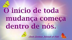 FALANDO DE VIDA!!: Mudança!!