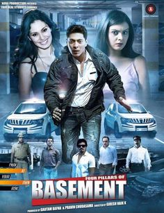Check all Four Pillars of Basement movie review & rating from audience and critics at one place on bollywoodmoviereview.in