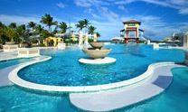 sandals emerald bay is a romantic luxury all inclusive resort perfect for the honeymoon couple desiring exceptional service and the picture perfect beach.