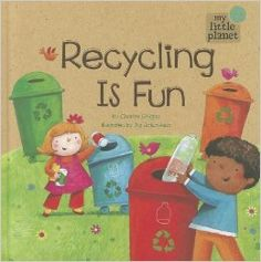 "Read ""My Little Planet: Recycling Is Fun"" by Charles Vincent Ghigna available from Rakuten Kobo. Children learn that sorting recycling and giving new life to old things is not only good for the environment. It is a wh. Teaching Kids, Kids Learning, Recycling For Kids, Little Planet, Creative Curriculum, Green Books, Day Book, It Goes On, Toddler Preschool"
