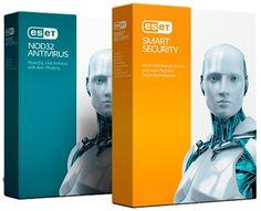 ESET NOD32 Antivirus & Smart Security 9.0.349 With Keys Free Download