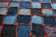 tutorial rag quilt