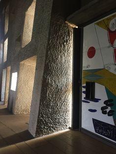 Notre Dame du Haut Le Corbusier #lecorbusier #notredameduhaut #ronchamp #church