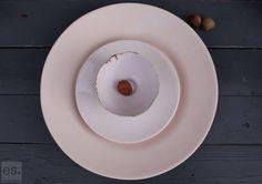 Ceramics by Esther van der Sluis. Ceramic Tableware, Porcelain, Ceramics, Pretty, Handmade, Pastel, Van, Beauty, Ceramica