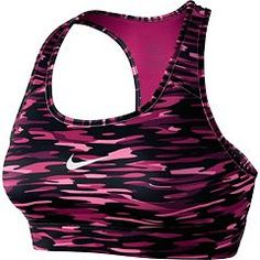 4ecb424855978 Nike Bra  Dri-FIT Victory Compression Haze Medium-Impact Sports Bra 682878 -