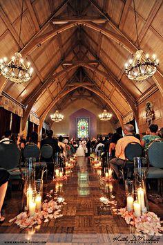 McMaster University Club great hall wedding 1