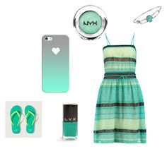 """""""Sea's set"""" by lugavicaida ❤ liked on Polyvore featuring M Missoni, Abercrombie & Fitch, LVX, NYX, Disney and Casetify"""