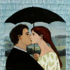 Kershisnik- The Rain