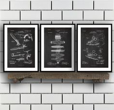Cigar and Smoking Invention Poster - 3 PACK set,  Cigar Patent, Cigar Prints, Cigar Gifts, Cigar Art, Cigar Wall Decor, Cigar Wall Art,SP202 by STANLEYprintHOUSE  7.50 USD  We use only top quality archival inks and heavyweight matte fine art papers and high end printers to produce a stunning quality print that's made to last.  Any of these posters will make a great affordable gift, or tie any room together.  Please choose between different sizes and col ..  https://www.etsy.com/ca/..