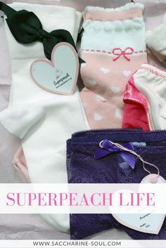 Looking for super cute knickers and socks for spring / summer?