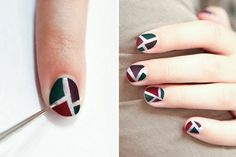 14 Unexpected Manis to Rock This Holiday Season via Brit + Co