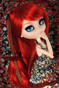 Morgana (pullip Banshee)