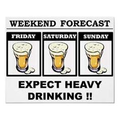 What does your weekend forecast look like?!?! #MinhasCraftBrew