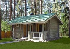 Baltic 38 log #sauna kit