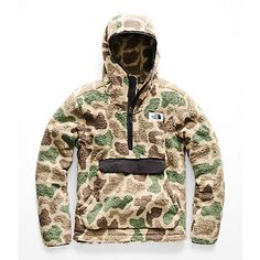 The North Face Men's Campshire Pullover Hoodie Designer Jackets For Men, Camo Dress, Mens Fashion Wear, Camo Outfits, Tactical Clothing, Hoodies For Sale, Men's Coats And Jackets, Outdoor Outfit, Look Cool