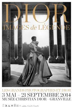 Dior, images de légende. Les grands photographes et Dior, au musée Christian Dior, Villa Les Rhumbs, à Granville, en 2014.