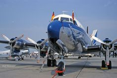 Douglas Dc 4, Cargo Aircraft, Wwii, Commercial, Circulation, Silver Wings, Airports, Pictures, Vintage Travel