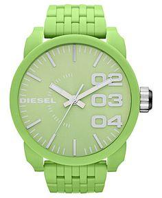 Spring 13 Trend: Bright DIESEL #watch BUY NOW!
