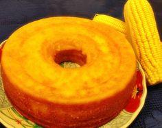 Bolo De Milho. Aprenda aqui como fazer a melhor receita de bolo de milho para acompanhar com aquele cafézinho da manha ou da tarde. Confira agora mesmo !