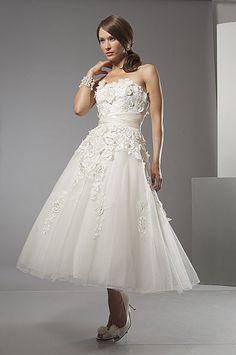 Vintage style short dress