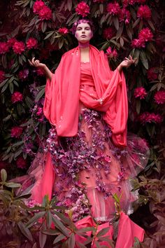 The Pink Saint - Kirsty Mitchell