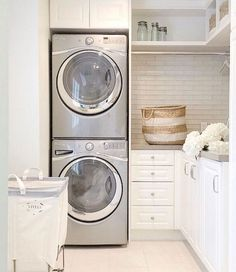 small laundry room, farmhouse laundry room, laundry room diy, laundry room desig… - Top Of The World Laundry Room Makeover, Laundry Mud Room, Mudroom Laundry Room, Laundry Room Diy, Laundry Room Layouts, Room Remodeling, Small Room Design