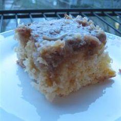 Ugly Duckling Cake I Allrecipes.com