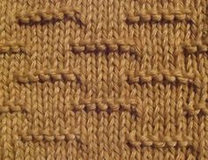 Les points simples - tetenlaine Crochet Yarn, Couture, Knitting, How To Make, Knitting Patterns, Simple, Dots, Sewing, Tricot
