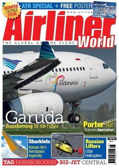 Garuda Aviation Magazine, Korean Air