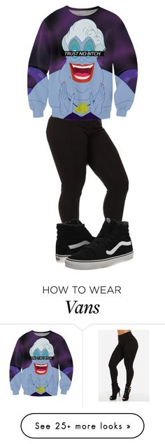 "Original Pin: ""Untitled #326"" by shiane816 on Polyvore featuring Vans"