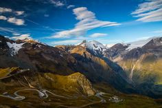 I Travelled To Austria To Photograph The Most Beautiful Road In The Alps, Grossglockner High Alpine Road | Bored Panda