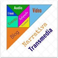 Narrativa transmedia, una misma historia a lo largo de diferentes formatos Narrativa Digital, Photoshop, Videos, Blog, Chart, School, History, Blogging, Video Clip