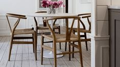 Decluttering: 11 things you can safely toss out of your house today Wishbone Chair, Decluttering, Tossed, Interiors, Canning, Furniture, Home Decor, Style, Room Decor