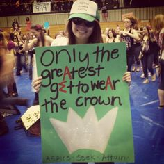 """""""only the greatest get to wear the crown"""""""