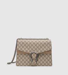 Gucci - borsa a spalla dionysus GG supreme 403348KHNRN8642